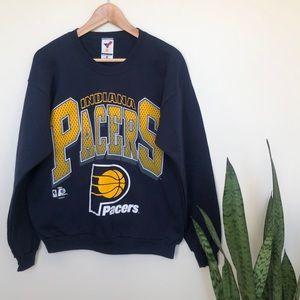Indians Pacers Vintage Crewneck Sweatshirt